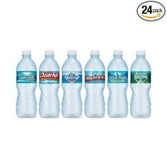 Amazon.com: Nestle Bottled Water 16.9oz Per Bottle, 24 Bottle Case (Brand Varies By Region): Grocery & Gourmet Food