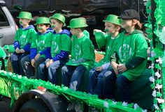 Your Lucky Guide to SoCal's St. Patrick's DayEvents - St. Patrick's Day Parade and Festival March 15, 9 am – 6 pm - Balboa Park -Sixth and Juniper Street - San Diego, CA   Several more SoCal locations at the link...