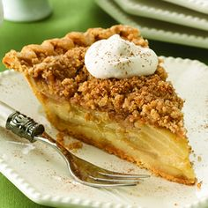 Top 10 Pie Recipes on Culinary.net.  Some good-lookin' pies here!  You can bet I will be making these!  Like Banana Mandarin Cream Cheese!  Oh yeah!