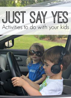 Such a great parenting tip - I need to remind myself of this! Awesome kids activities - and a link for a free kids activities eBook!