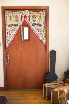 Vanessa's Vintage Bohemian Hilltop Home House Tour   Apartment Therapy