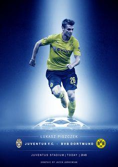 Łukasz Piszczek Juventus : Bvb