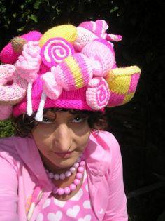 Ambassador Crochet  yarn bombing