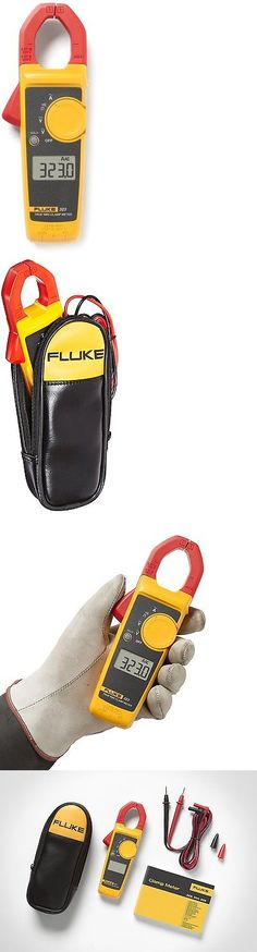Electrical Testers 126406: Fluke True Digital Clamp Meter Display Ac Dc Voltage Electric Cat Cable Wire -> BUY IT NOW ONLY: $121.21 on eBay!