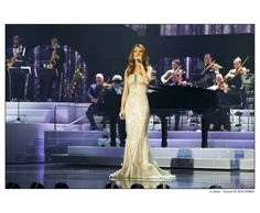 Saw Celine Dion perform at Caesar's Palace in Las Vegas. Incredible show!! I'd go again!!!!