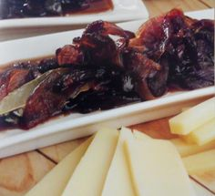 Recetas para tu Thermomix - desde Canarias: Compota de cebolla roja