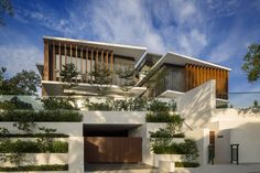 Namly View House » Wallflower Architecture + Design | Award winning Singapore architects #tropicalmodernarchitecture