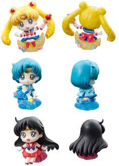 """sailor moon"" ""sailor moon figures"" ""sailor moon toys"" ""sailor moon merchandise"" ""sailor moon 2015"" ""petit chara"" megahouse anime shop japan"