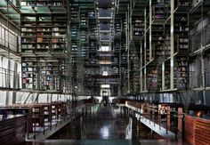 Jose Vasconcelos Library, Mexico City, Mexico. There is still so much to see and do. I can't wait to go back!