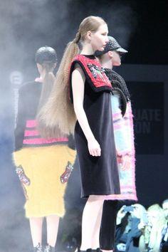 unpolished sapphire: Istituto Marangoni - Graduate Fashion Week - Womenswear Ayoung Ji