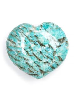 New Amazonite with Smoky Quartz Hearts just added. See more here: http://www.exquisitecrystals.com/minerals/amazonite