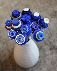 25 Best Button Crafts Ideas | PicturesCrafts.com