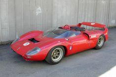 DeTomaso Sport 5000 Fantuzzi, Pete Brock Design that came along with the Cobra v8 engine