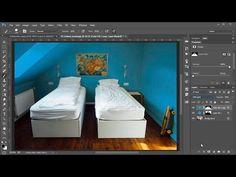 Photoshop CC 2015 filtro punto de fuga - YouTube