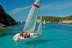 The Glenan islands, France