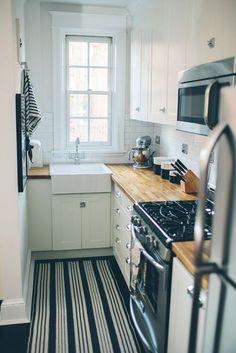 small kitchen design and ideas