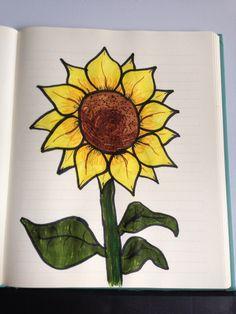 Sunflower Goddess - 8/30/14