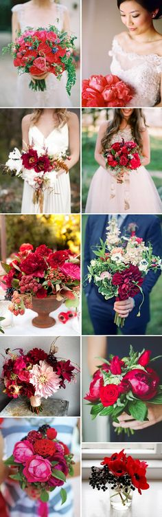 Potent Posies A Raspberry Romance | Wedding Day Bouquets | Gorgeous Flowers