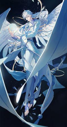 Yue - Cardcaptor Sakura