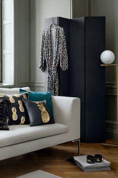 2 фарфоровые кружки - Черный - HOME | H&M RU 1