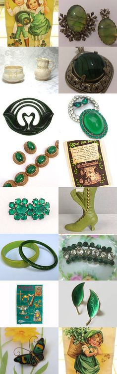 Time To Show Your Irish Side! by Robert Clough on Etsy--Pinned+with+TreasuryPin.com