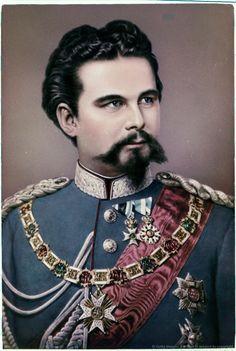 Ludwig ii bavaria homosexual relationship