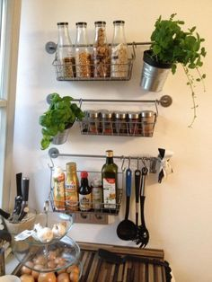 p/kitchen-food-storage-shelves-clever-small-kitchen-storage-ideas-kitchen-storage-ideas-under-sink - The world's most private search engine Food Storage Shelves, Small Kitchen Storage, Kitchen Shelves, Kitchen Organization, Storage Ideas, Kitchen Interior, Kitchen Decor, Kitchen Design, Kitchen Hacks