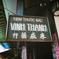 Another little sign score in Cần Thơ next door to this rad little restaurant we missed out on. #signpainting #vietnam #signsofvietnam http://ift.tt/1FiaUJg  Instagram okayjeffrey
