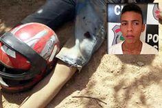 O Noticiario RN: Icó (CE): Menor é perseguido e morto por moradores...