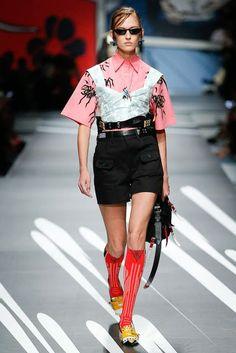 Prada SS18-Milan Fashion Week day 2
