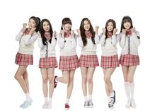 GFriend is a South Korean girl group formed by Source Music in 2015.