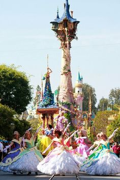 Festival of Fantasy Parade- a great reason to go (back) to WDW