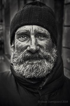 Wise wrinkles.