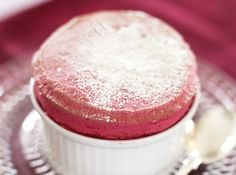 Mary Berry's Blackberry soufflé