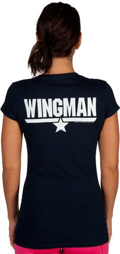 Jr Wingman Top Gun Shirt