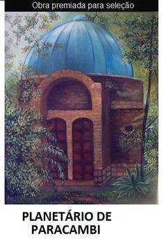 planetário de Paracambi - ost