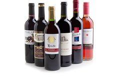 EVINO - Kit com 6 vinhos R$169,90 (cabe cupom que diminui 50,00 = 119,90)
