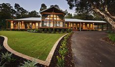 Rural Building Display Homes: The Argyle. Visit www.localbuilders.com.au/display_homes_perth.htm for all display homes in Perth