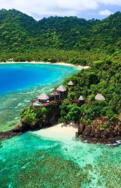 Laucala Island Resort   Taveuni, Fiji