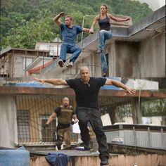 Rooftops of Rio Fast & Furious 5, The Furious, Dominic Toretto, Furious Movie, Rock Johnson, Ride Or Die, Vin Diesel, Rooftops, Paul Walker