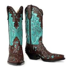 Hand Tooled Cowboy Boot Made To Order Any Style From Gallery Or Send Picture by Miguel Jones