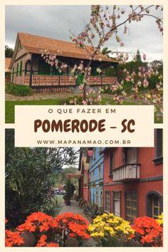 Pomerode é um sonho de lugar no Vale Europeu catarinense. É a cidade mais alemã do Brasil e vais amar, com certeza. Leia aqui o que fazer em Pomerode, Santa Catarina, neste post super completo.
