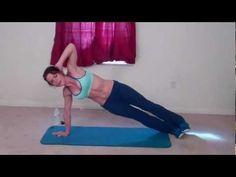 Full Length Melissa Bender Home Workout
