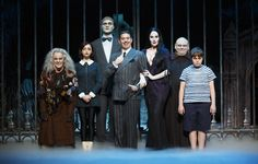 set from the addams family musical | Download 'the addams family on stage' HD wallpaper