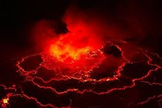 5 Most Incredible Lava Lakes On Earth