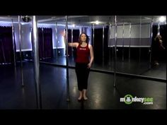 Pole Dancing - Diva Spin - YouTube