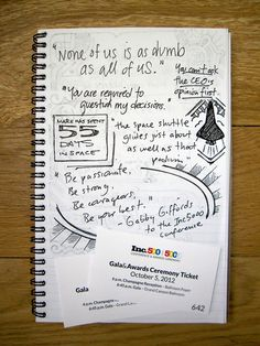 Inc. 500|5000 2012 Sketchnotes Page 15 of 15 | by Think Brownstone