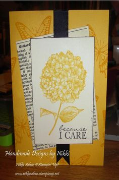 Because I Care_1 ~ Handmade by Nikki