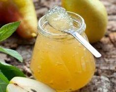 Confiture de poires aux épices (facile, rapide) - Une recette CuisineAZ