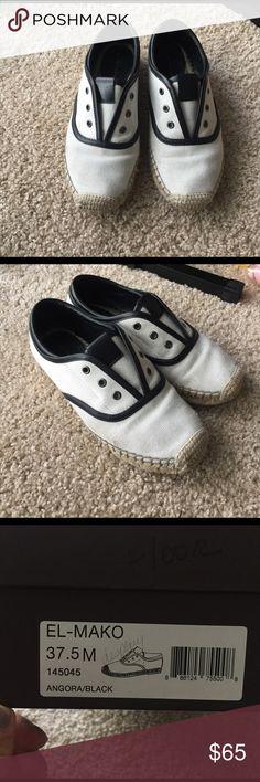 Elie Tahari sneakers White size 6.5 Elie Tahari Shoes Sneakers
